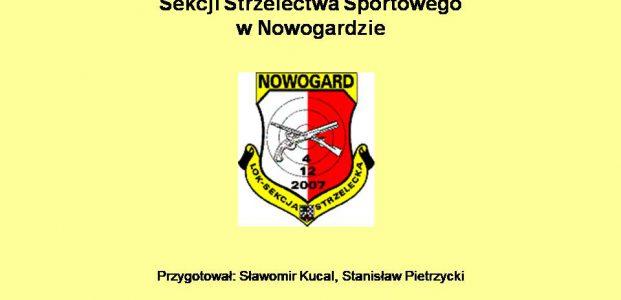Sekcja Strzelectwa Sportowego w Nowogardzie