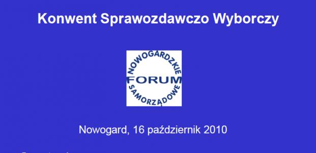 Nowogardzkie Forum Samorządowe